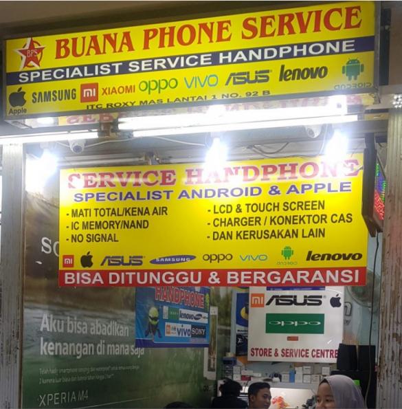 Buana Phone Service Jakarta